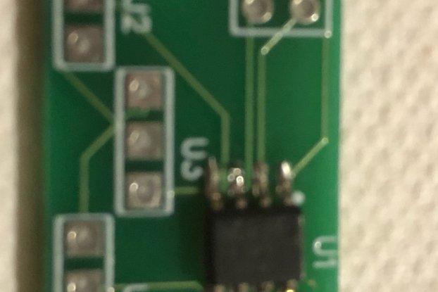 Temperature 1A - LM75BD Breakout Board
