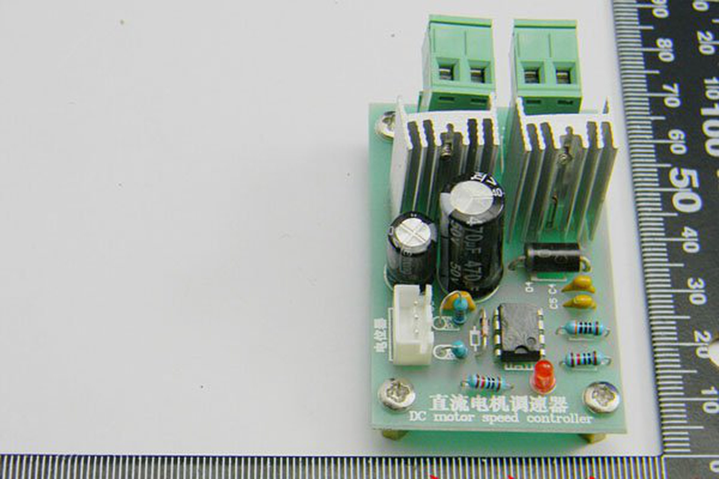 General Pulse Width Modulator 12 24 36v From Exlene On Tindie Is A Circuit To Control Motor Speed Uses Modulation Pwm 5