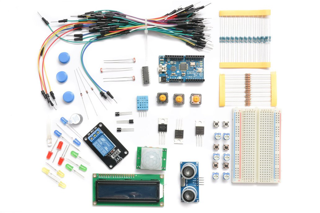 Croduino beginner kit (CBK) HOBBY 1