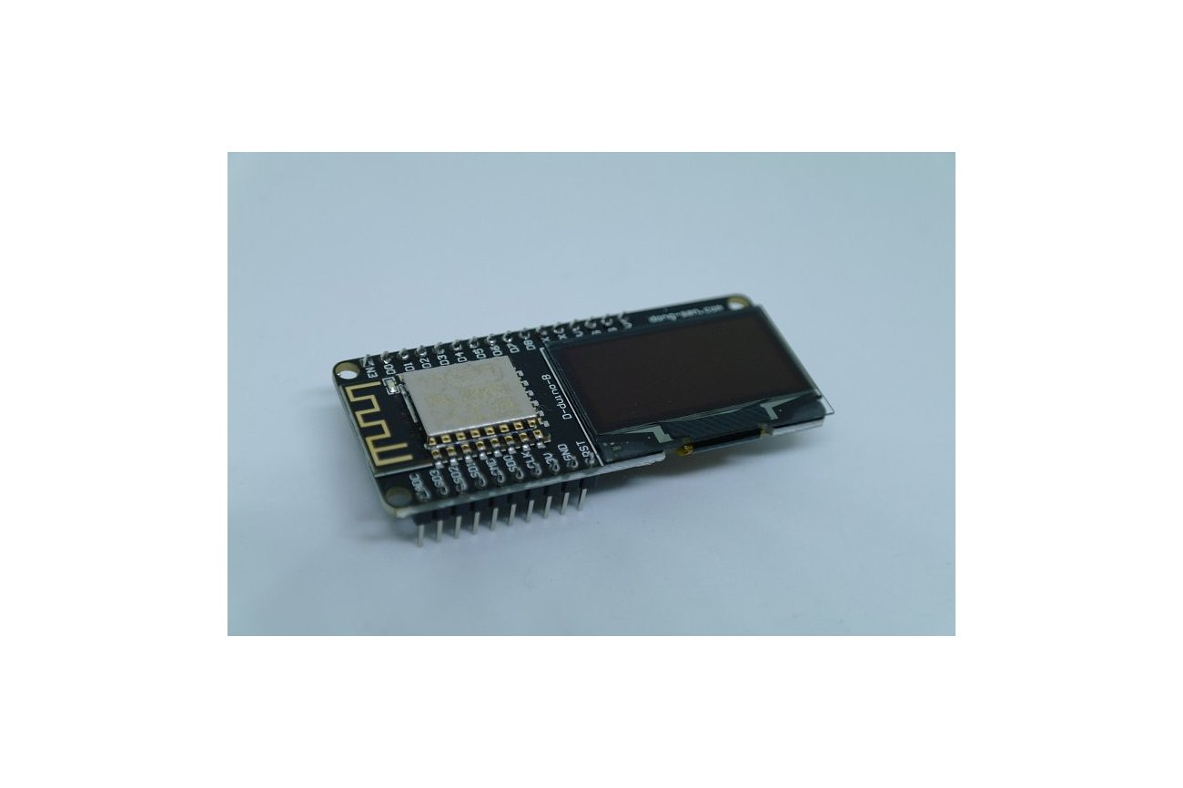 D-duino-B(Arduino&NodeMCU&ESP8266&1.3OLED)