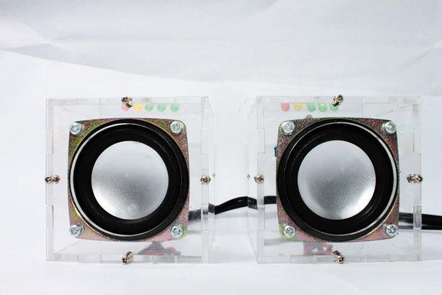 DIY mini amplifier kit