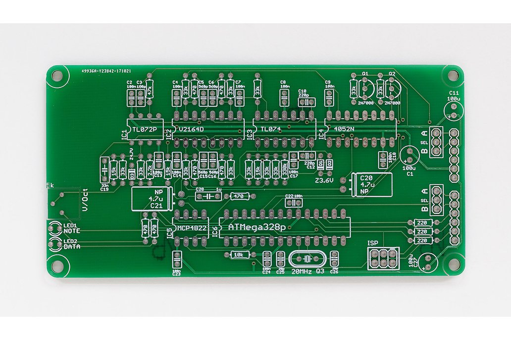 Ambika SVF Voicecard PCB 1