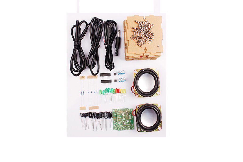 DIY mini amplifier kit 5