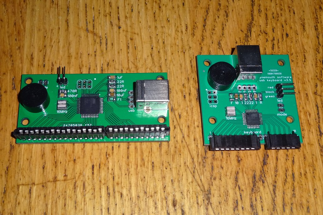 ZX Spectrum 128K +2 USB Keyboard Conversion Kit 1