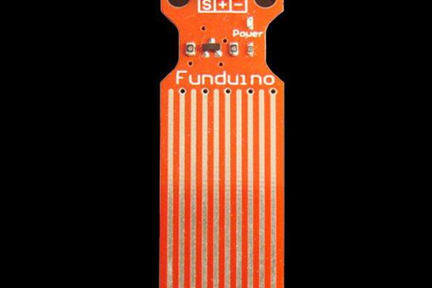 5pcs High Sensitivity Water Sensor for Arduino