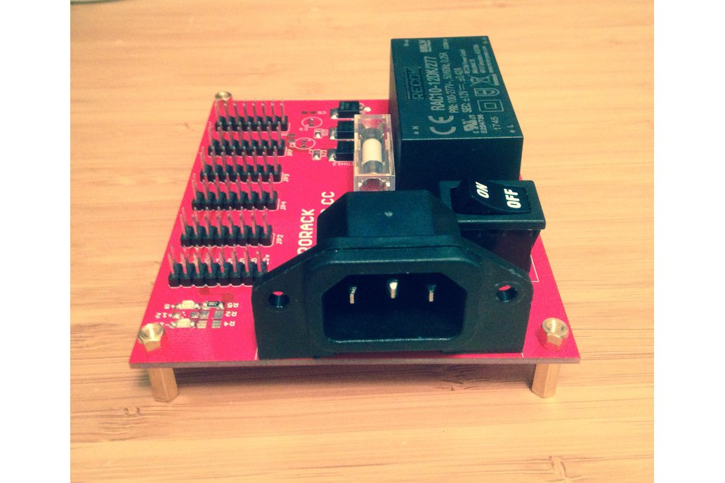 Eurorack Power supply for Modular Synth 1