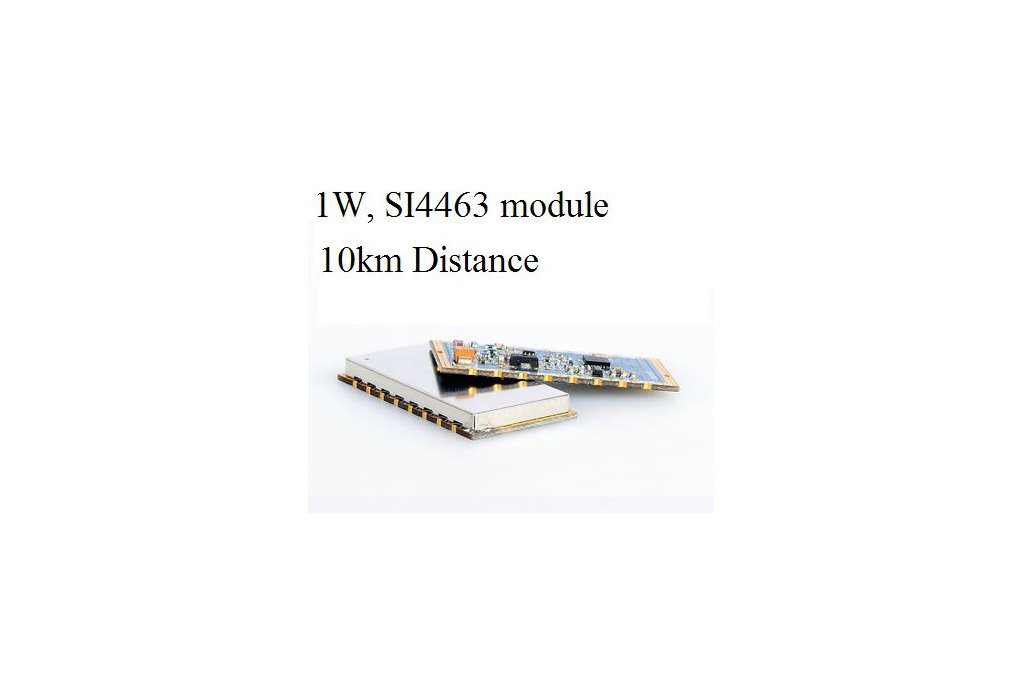 SI4463 wireless transceiver high power module 2