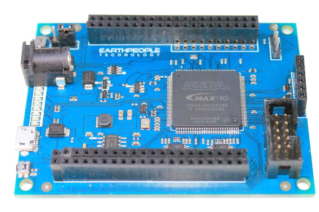 MaxProLogic - Altera Max10 FPGA Development Board 6