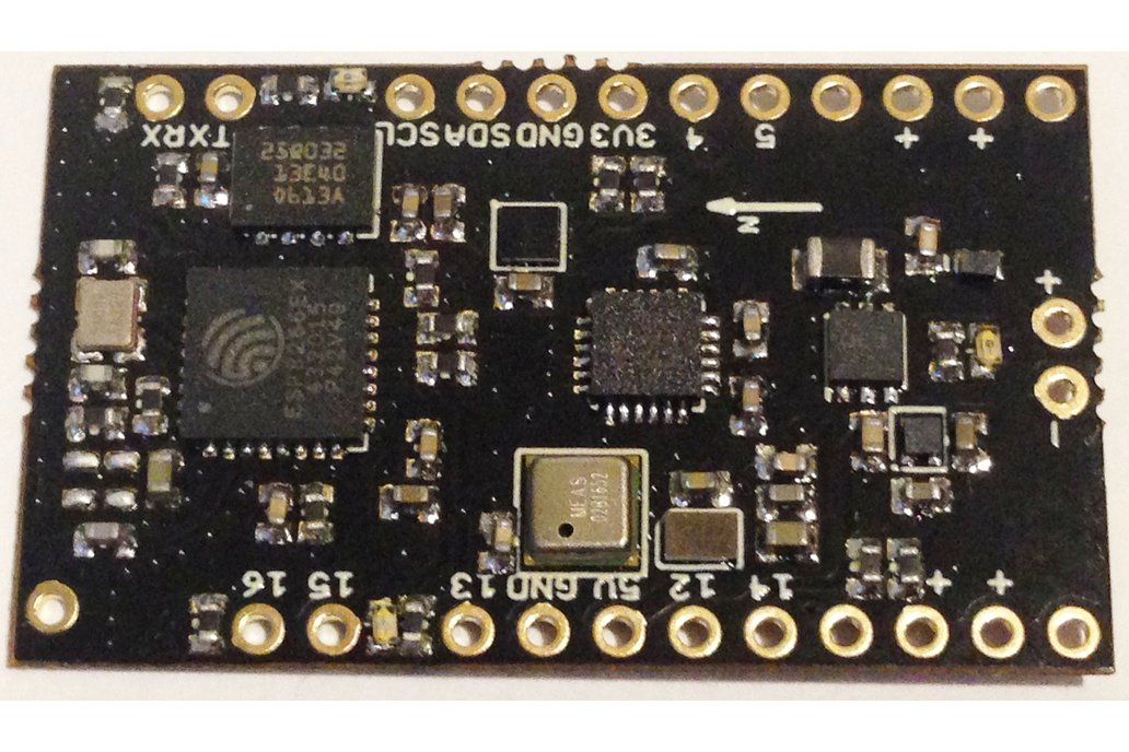 SuperFly Hackable ESP8266 Flight Controller 1