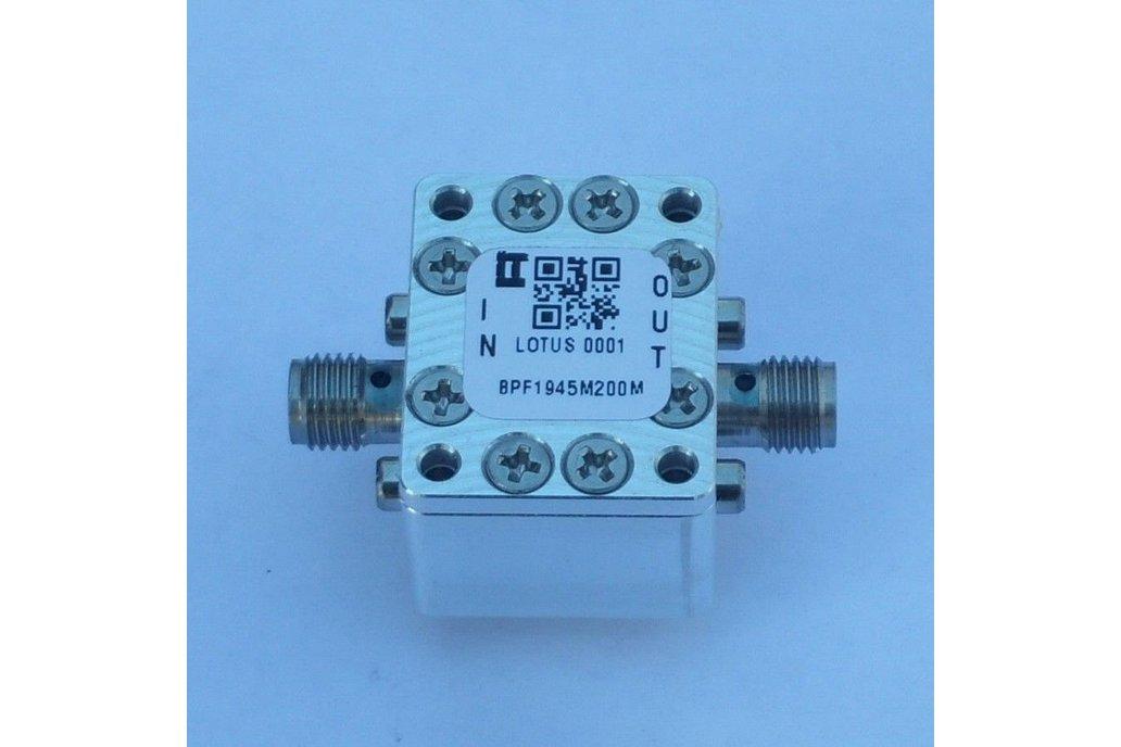 Filter- Band Pass Filter (Center Freq.:1945MHz) 1