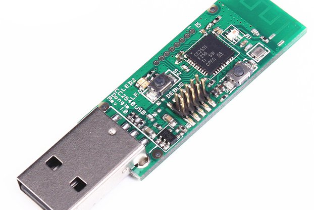 TI CC2531 for ZigBee2MQTT