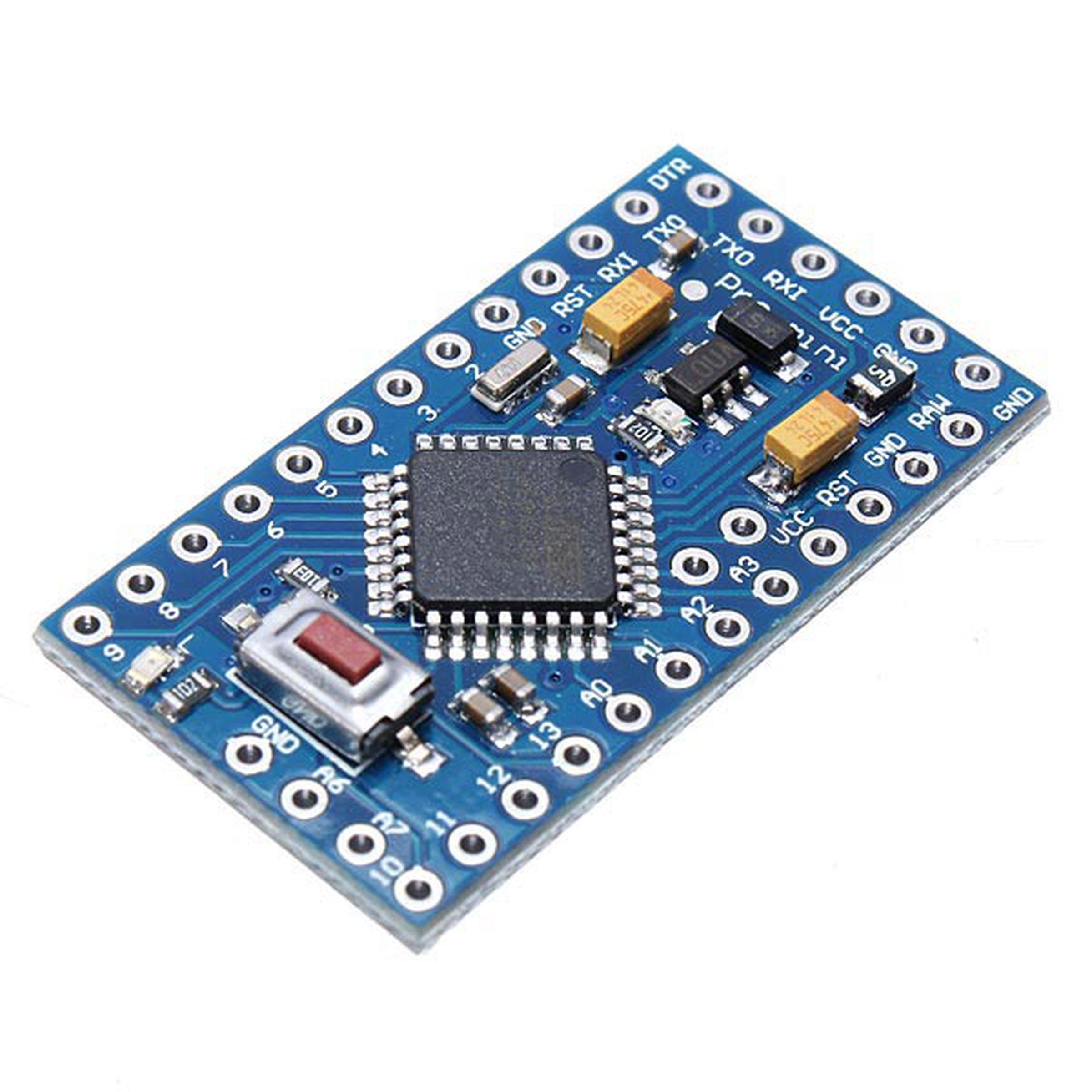 Arduino compatible pro mini module board from universbuy