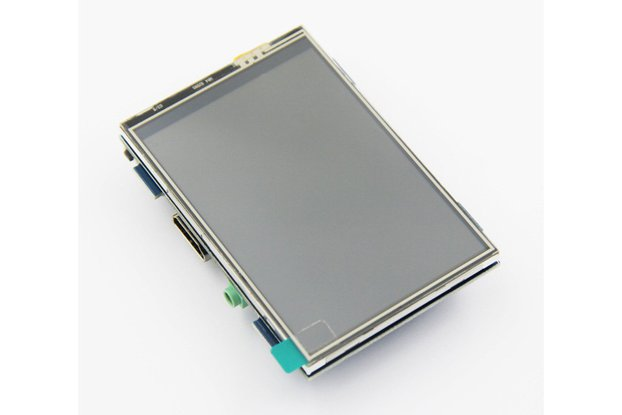3.5 inch Raspberry Pi LCD Display Touch Screen