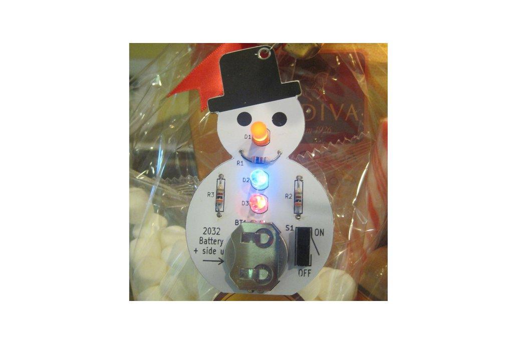 Snowman Kit 1