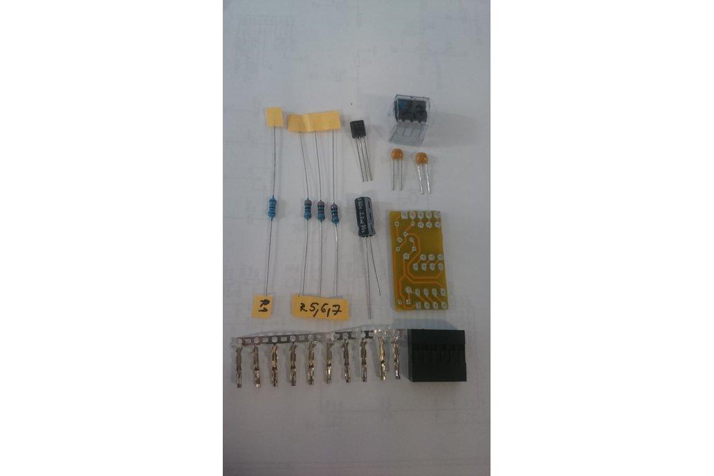 VWCDPIC Audio Interface Adapter 13
