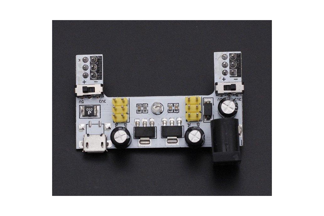 5V/3.3V Micro USB Interface Breadboard(7097) 4