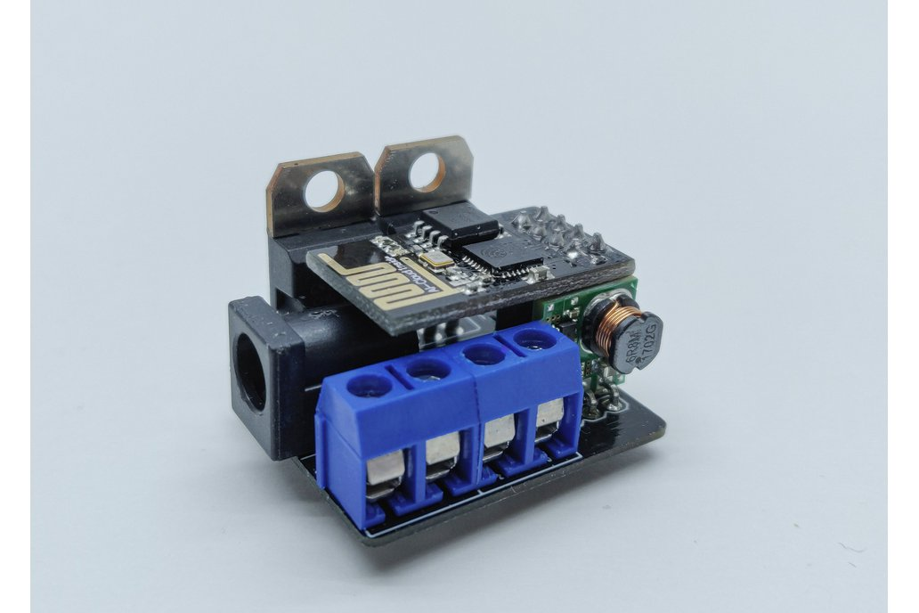2 channel WiFi 12/24v PWM controller (ESP-01) 1