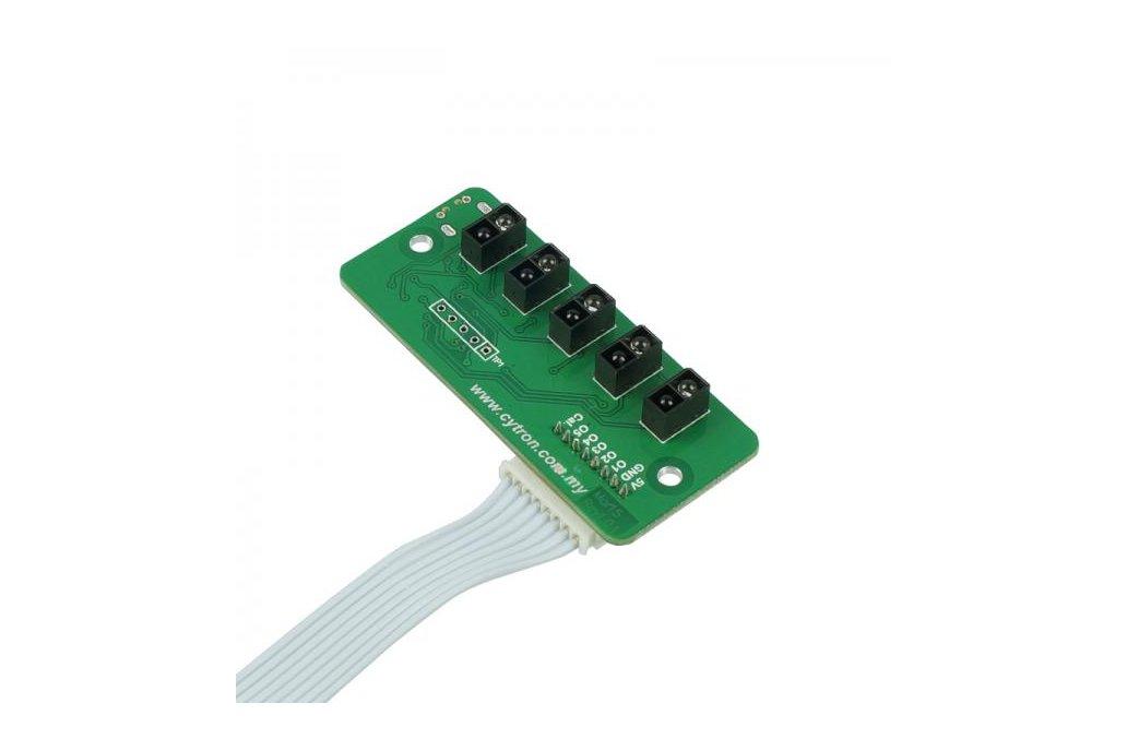 Auto-Calibrating Line Sensor 1