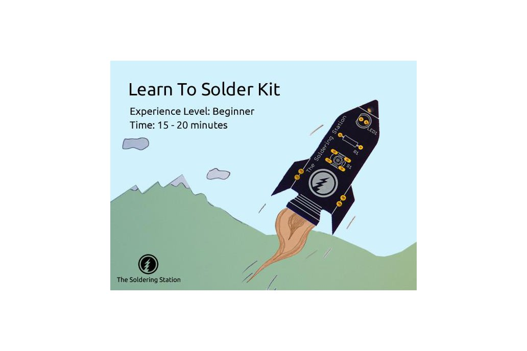 Learn To Solder Kit 2