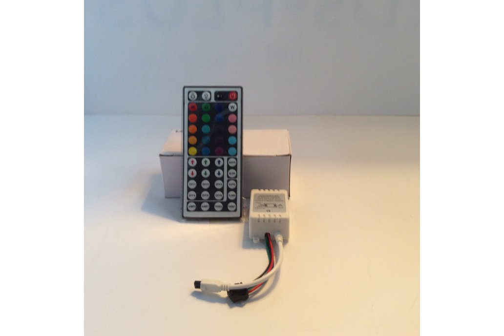 44 Key Infrared controller for RGB LED Strips  1