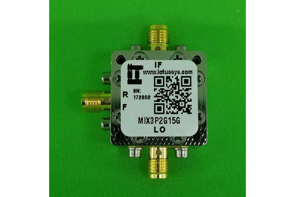 Frequency Mixer 3.2G - 15GHz RF (Passive) 1