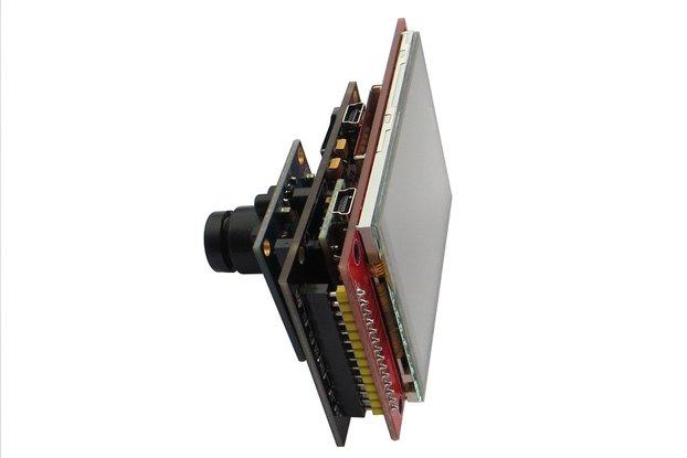 TFT 320x240 Arduino NANO shield