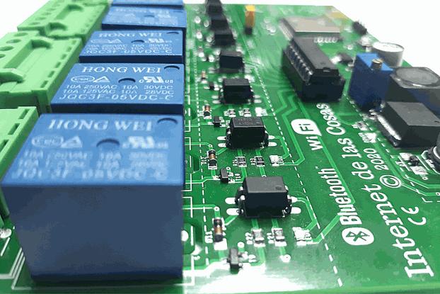 IoT 8 relay module