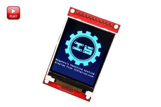 ILI9225 2.0 Inch TFT LCD Display Module(11099)
