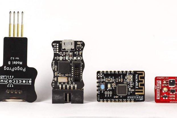 hackaBLE - Nordic nRF52832 BLE development kit