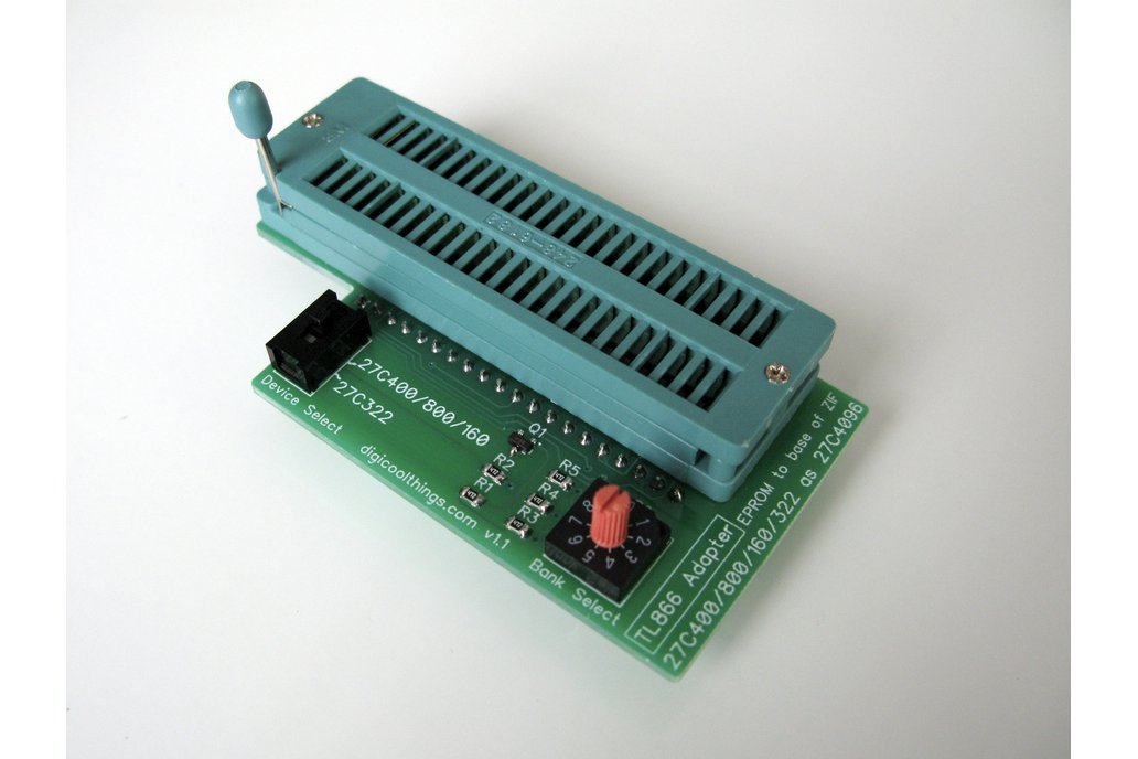 TL866 Adapter for 27C322 & 27C400 /800 /160 EPROMs 2