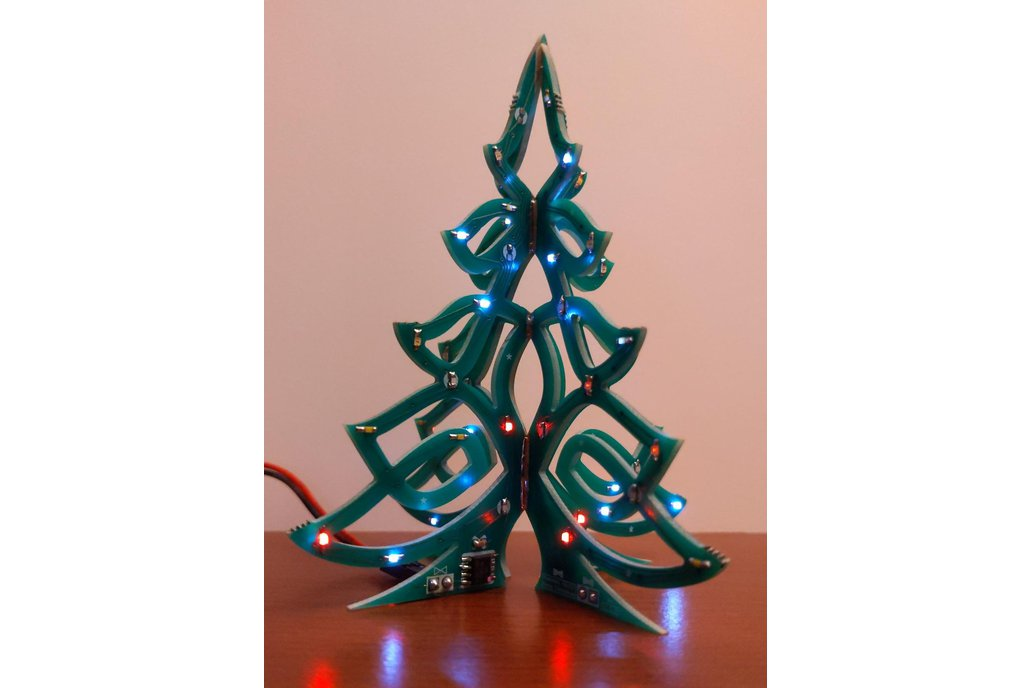 Celtic Christmas Tree Kit 1
