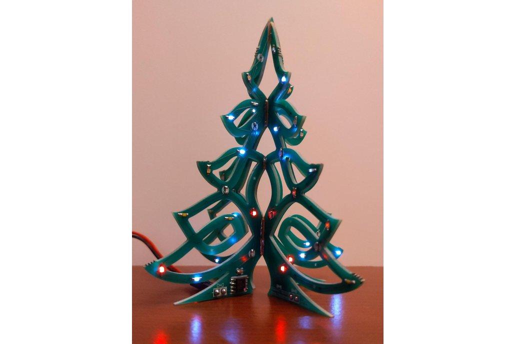 Celtic Christmas Tree Kit 1