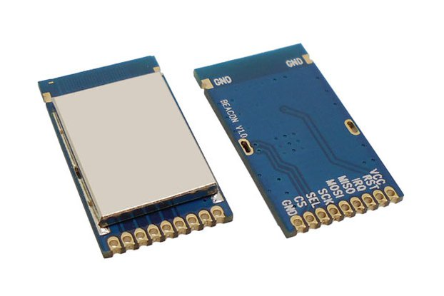 Beacon128 Bluetooth Low Energy (BLE4.0) RF Module