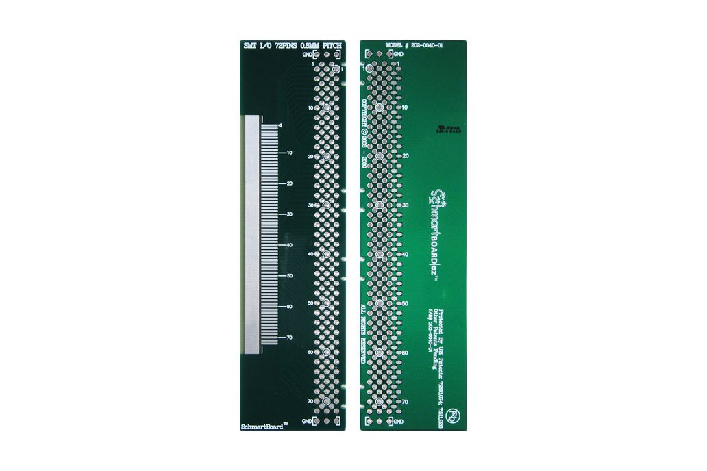 SMT Connector Board (You choose the pitch!) 2