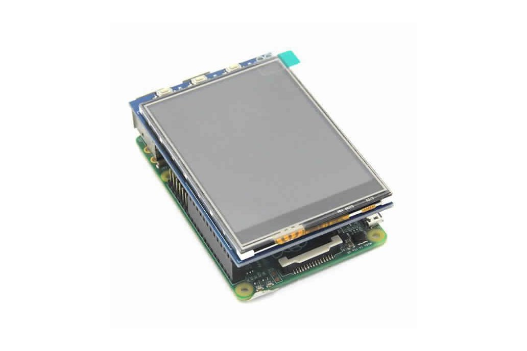 3.2 Inch TFT LCD Display Module Touch Screen 4