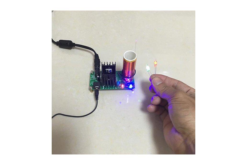 15W Mini Plasma Music Loudspeaker DIY(12005) 1