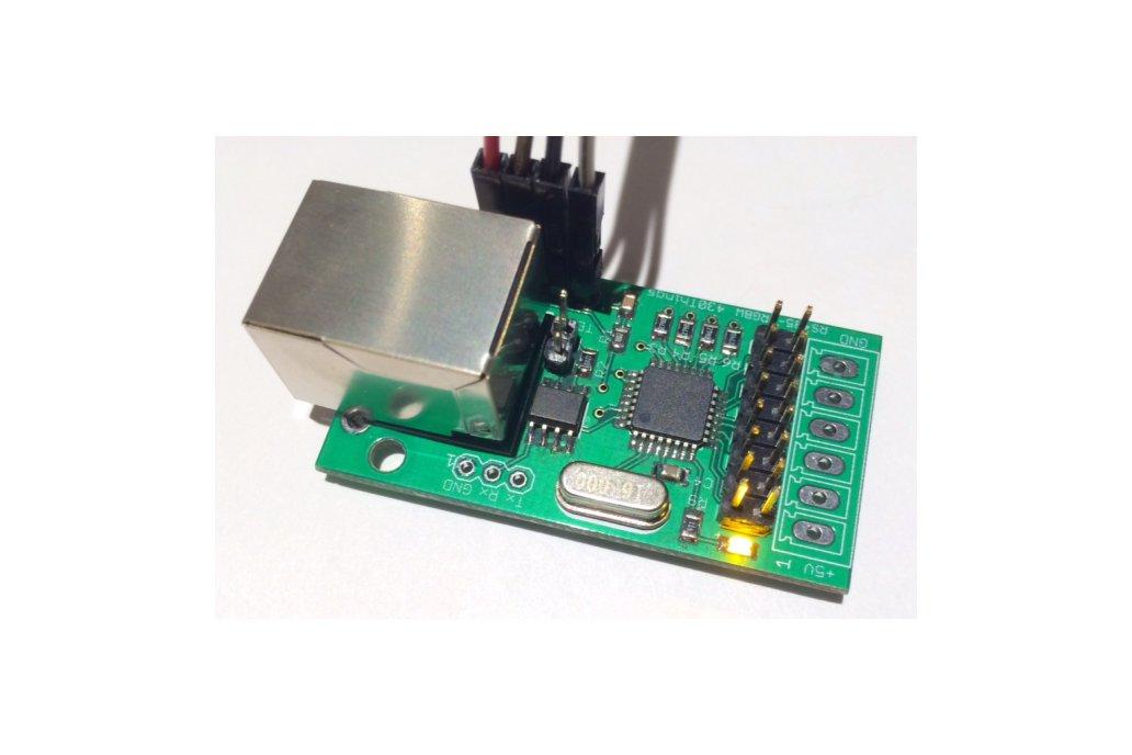 DMX decoder - RGBW LED or pixel controller PCB (set of 3) 1