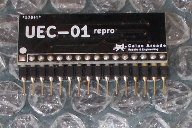 'UEC-01/HB-1' replacement