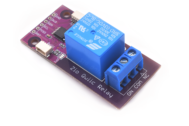 Zio Qwiic Relay (1 Channel)