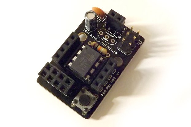 AVR ATtiny85 Development Board Kit