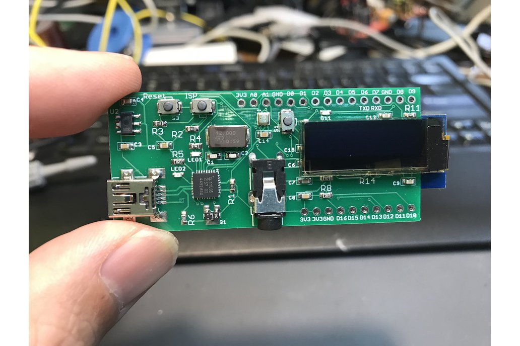 RTL8710 ULTRA Development Board 7