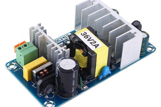 AC-DC Converter 110V 220V to 36V (13708)