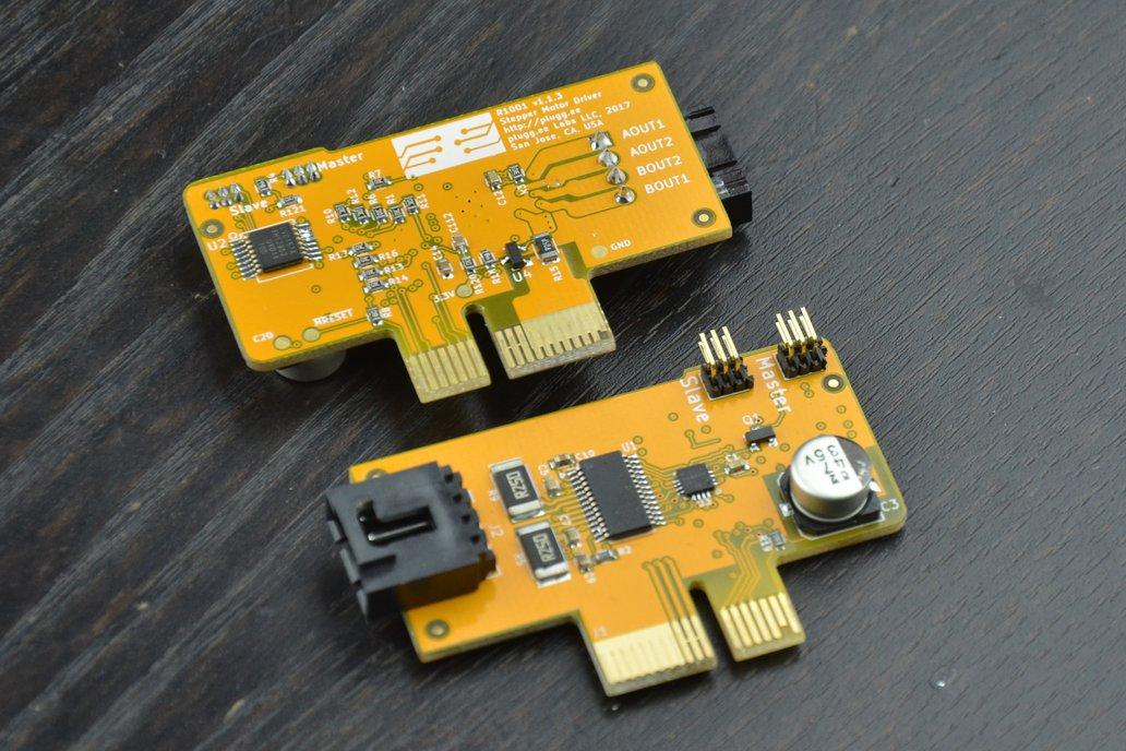 JuicyBoard - Base Platform for Modular Robotics 4