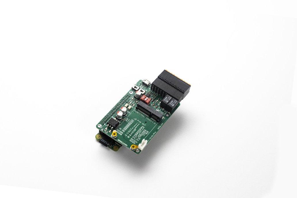 Industrial Raspberry Pi Mini IO Shield 2