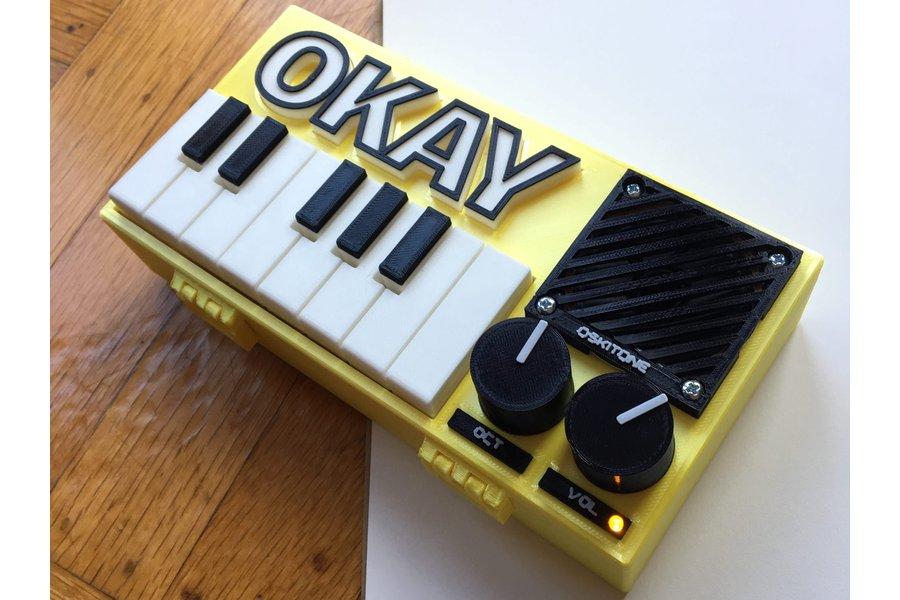 OKAY Synth DIY Kit