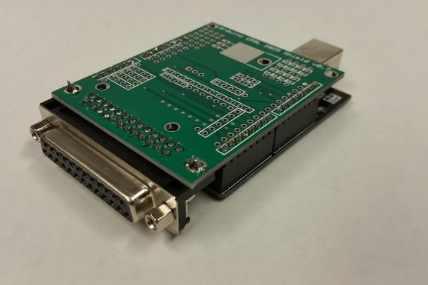 GRBL to DB25 CNC Shield Kit With Arduino UNO R3