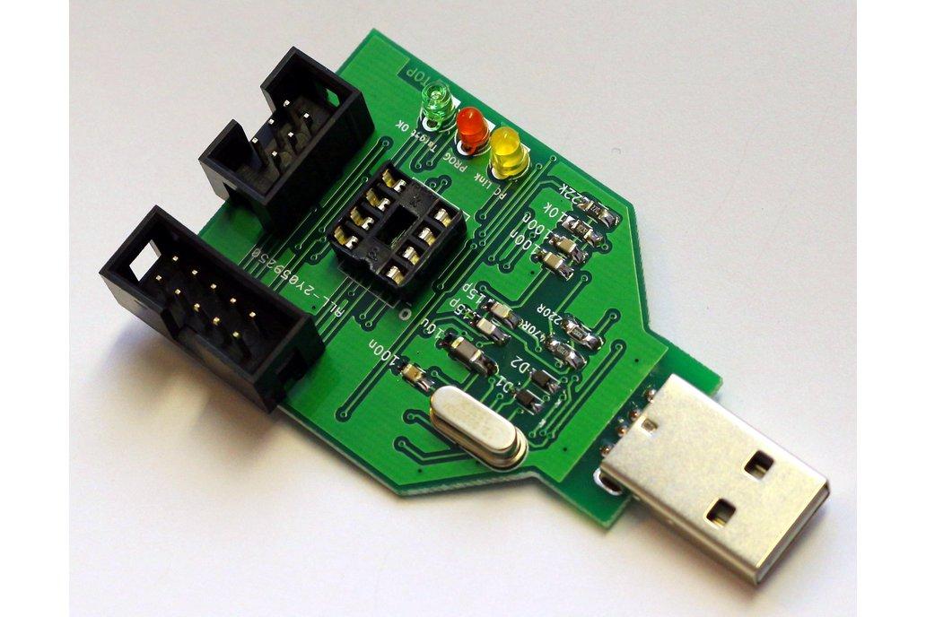 Universal ISP Mini-Programmer for ATMEL AVR 1