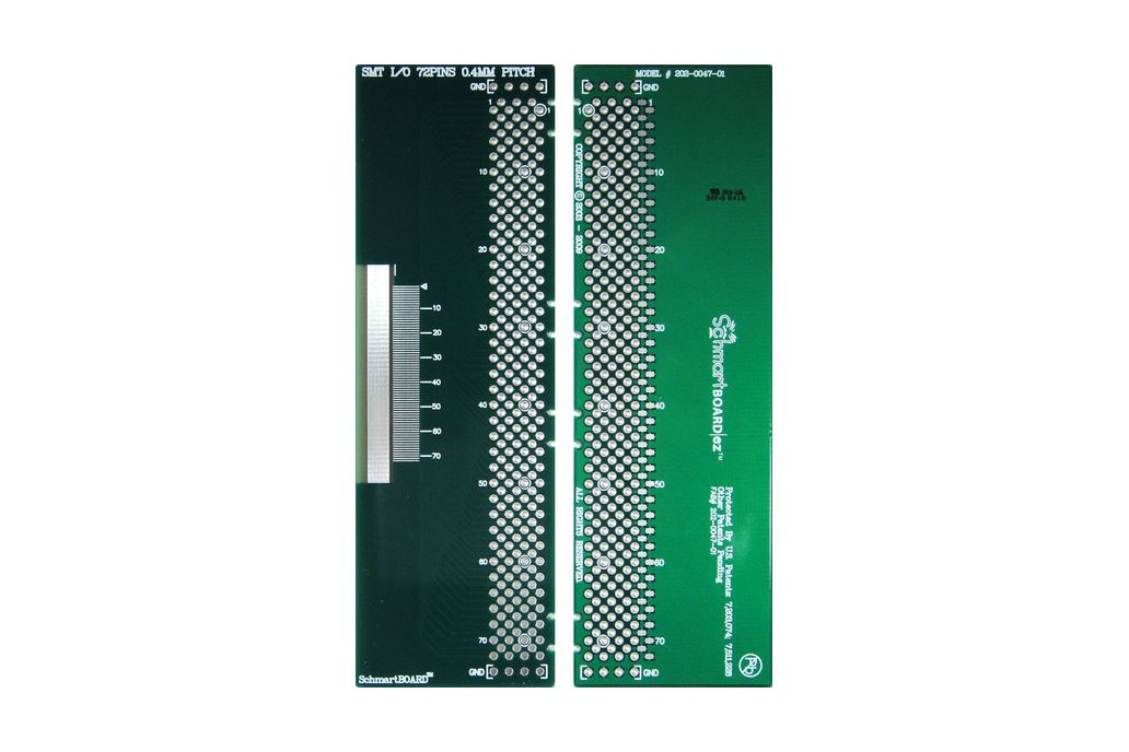 SMT Connector Board (You choose the pitch!) 4
