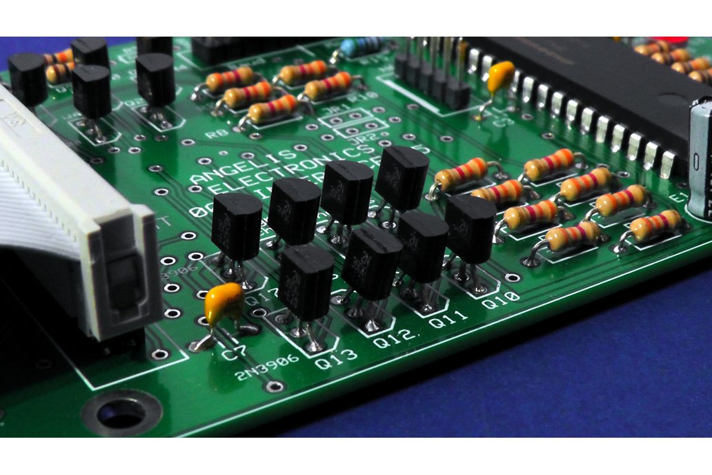 007-U 'Agent' Control Panel Interface Processor 5