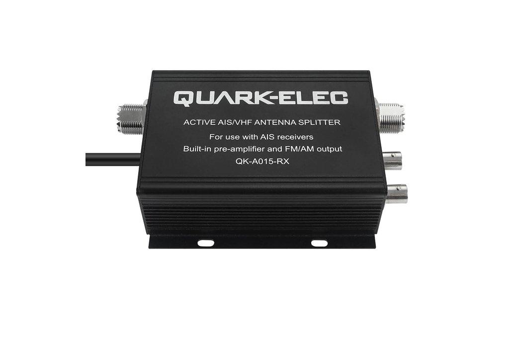 QK-A015-RX Active VHF AIS Splitter 1